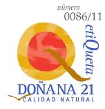 Etiqueta Doñana Logo